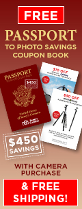 Passport to Savings Banner