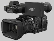 panasonic video cameras, panasonic camcorders,