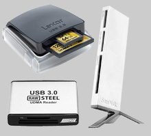 Card Readers & Adapters