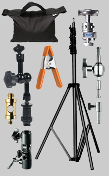 Light Stands & Grip Equipment