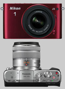 Digital Mirrorless Cameras