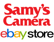 Samy's Camera eBay Department Logo