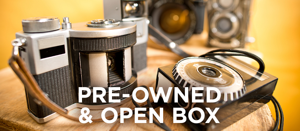 Pre-Owned, Collectibles & Open Box