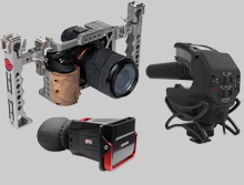 Video HDSLR Accessories