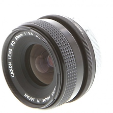 28mm f/3.5 FD Manual Focus Lens - Pre-Owned Image 0