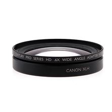 0.6X Wide Angle Adapter Lens for Canon XL-1, XL-1S & XL-2 Image 0