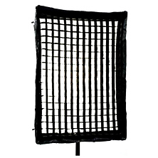 Soft Egg Crates Fabric Grid (30 Degrees) - Extra Small Image 0