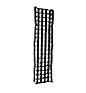 Soft Egg Crates Fabric Grid (40 Degrees) - Medium Strip