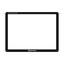 Glass Optic Screen Protector for Select Canon, Olympus & Sony Cameras Image 0