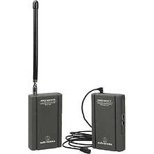Pro 88W  Camera Mountable VHF Lavalier System Image 0
