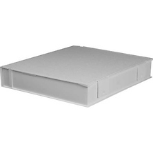 Besfile Archival Safe-T 3-Ring Binder Box, 11-5/8