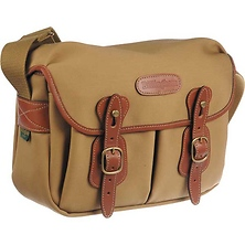 Small Hadley Camera Bag (Khaki w/ Tan Trim) Image 0