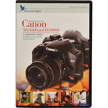 Introduction to the Canon Rebel XSi Training DVD Image 0