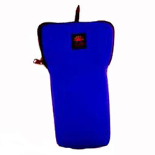 X-Large Wide-Mouth Pouch (Blue) Image 0