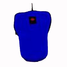 Medium Wide Mouth Pouch (Blue) Image 0
