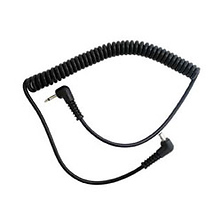 3ft. Coiled Male PC to 2.5mm Minijack Image 0