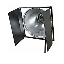 10 Inch Two Leaf Barndoor/Filter Holder Image 0