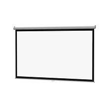 Model B Manual Projection Screen 57 x 77 in. Image 0