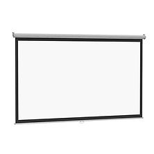 MODEL B Manual Projection Screen 50 x 50 in. Image 0