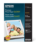 Premium Photo Paper Glossy, 5 x 7in. - 20 sheets