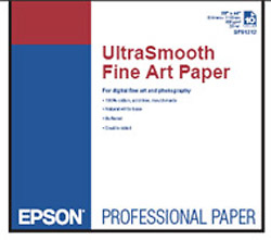 UltraSmooth Fine Art Paper 325 gsm, 17