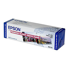Premium Glossy Photo Ink Jet Paper 13 ft. x 32.8 in. Roll Image 0