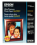 Ultra Premium Photo Paper Glossy 8.5 x 11in. - 25 sheets