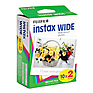 Instax 210 / Wide Instant Color Print Film (Twin Pack)