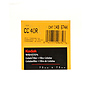 75mm CC40R Red Color Compensation Wratten Gel Filter Thumbnail 0