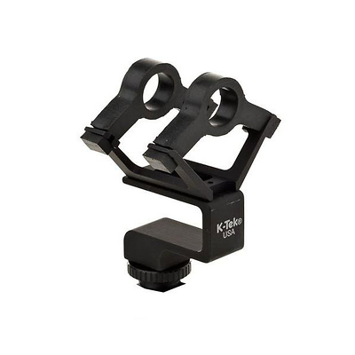Camera Shoemounting Shock Mount for Shotgun Microphones Image 0