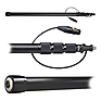 Avalon Series Aluminum Boompole with Internal XLR Cable (7.5 ft.)
