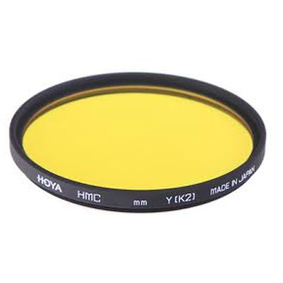 67mm K2 Yellow HMC Filter Image 0
