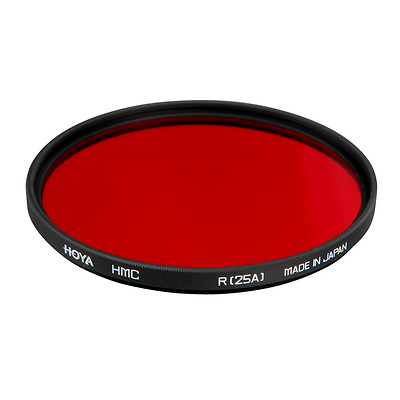 77mm Red 25A HMC Filter Image 0