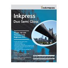 Duo Semi Gloss (2-Sided, 180gsm) 11x14in. - 50 Sheets Image 0