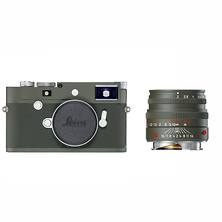 M10-P Digital Rangefinder Camera (Safari Edition) with Summicron-M 50mm f/2.0 Lens (Safari Edition) Image 0