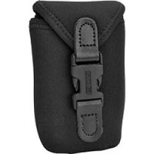 Soft Photo/Electronics Pouch - Mini (Black) Image 0