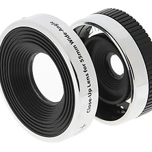 55mm Wide Angle Lens & Close-Up Lens for Diana+ Image 0