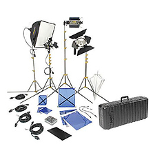DV Creator 44 Kit, 4-light Kit with TO-83 Case Image 0
