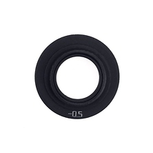 -0.5 Diopter Correction Lens for M-Series Cameras Image 0