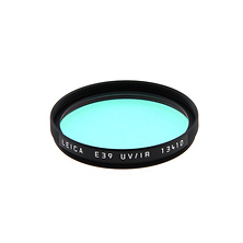 E39 UV Infrared Filter (Black) Image 0