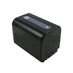 LISH70 Rechargeable Lithium-Ion Battery - Replacement for Sony NP-FH70 Battery Image 0