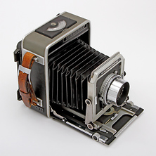 Super Speed Graphic 4x5 Camera with OPTAR 135mm f4.7 Lens - Used Image 0