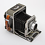 Super Speed Graphic 4x5 Camera with OPTAR 135mm f4.7 Lens - Used