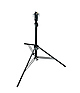 256BUAC 7 ft. Self-Locking Air Cushioned Light Stand (Black)