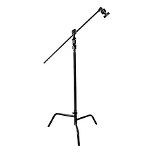 Hollywood C+ Stand, Turtle Base, Grip & Arm Kit Black - 40in. Image 0