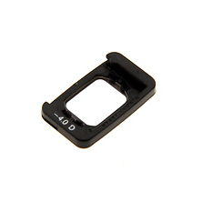 DK-20C -4 Diopter for Rectangular-Style Viewfinder Image 0