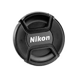 62mm Snap-On Lens Cap Image 0