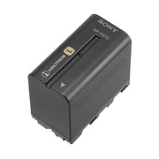 NP-F970 Rechargeable L Series Info-Lithium Battery for Select Sony Cameras