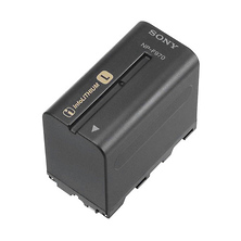 NP-F970 Rechargeable L Series Info-Lithium Battery for Select Sony Cameras Image 0