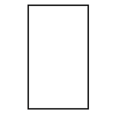 9 x 20ft. Canvas Infinity Background (Portrait White) Image 0